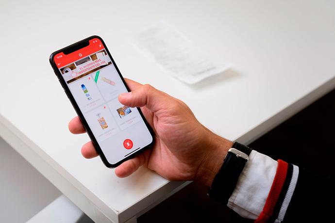 El 83% de usuarios de la app de cash back Gelt utilizan la aplicación en el supermercado