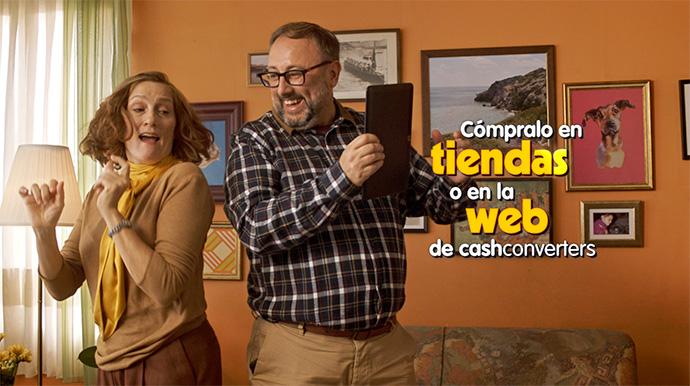 Cash Converters lanza una campaña publicitaria para mostrar las ventajas competitiva de la cadena de artículos de segunda mano