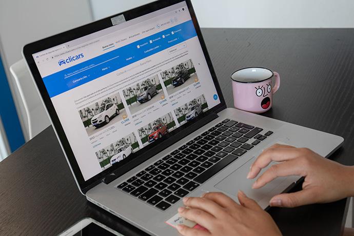 Clicars ha logrado la rentabilidad económica tres años después de su fundación.