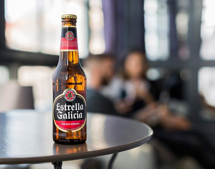 Estrella Galicia. En la nube de Amazon para analizar la fabricación de cerveza
