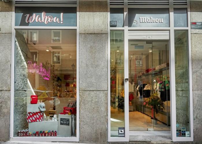 """Mahou San Miguel, abre en Madrid su primera tienda física  """"life style"""""""