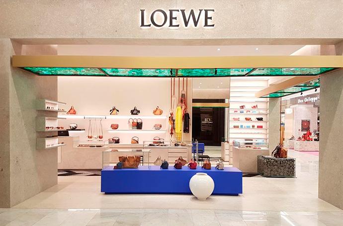 Loewe se posiciona entre las marcas de lujo más valiosas, según el informe Brand Finance