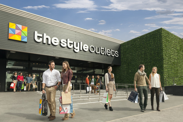 neinver the style outlets