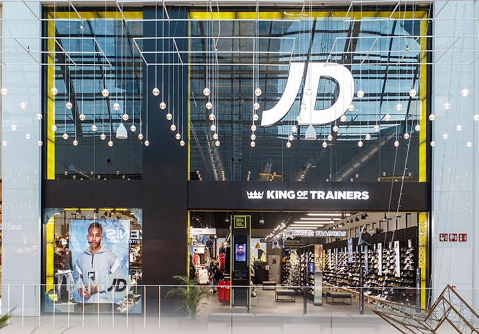 JD Sports alcanza las 60 tiendas en España