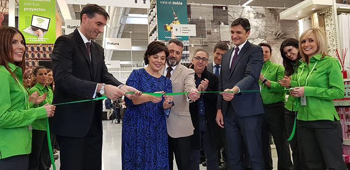 """Leroy Merlín abre nueva tienda """"Compact"""" en Ciudad Real"""
