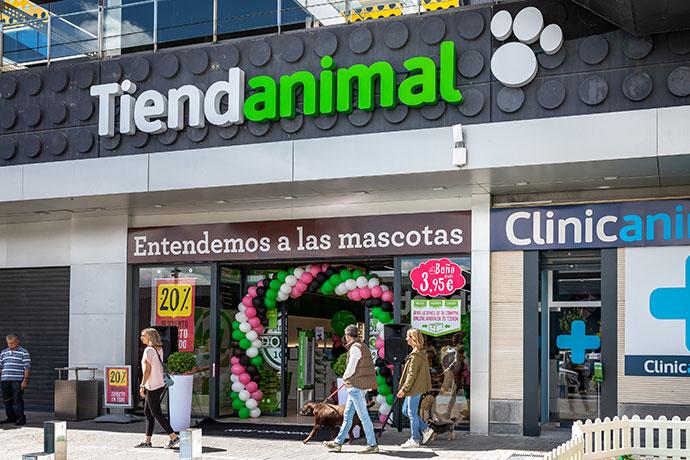 Tiendanimal, alcanza los 60  establecimientos en España