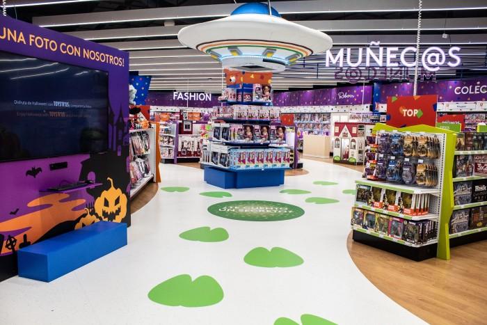 Innovación y tiendas experienciales. Claves de la reinvención de Toys R Us Iberia