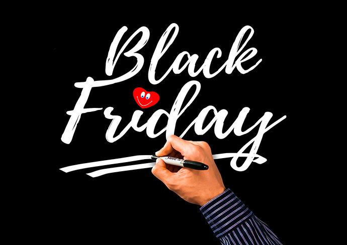 El Black Friday se extiende. Nueve de cada 10 ecommerces lo aprovecharán