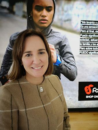 Sonia Cuesta,  encabezará la dirección comercial de Forum Sport