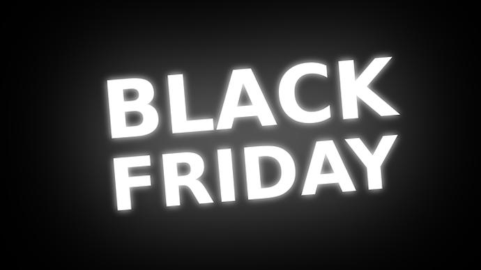 La intención de compra de los españoles cae un 6% en el Black Friday