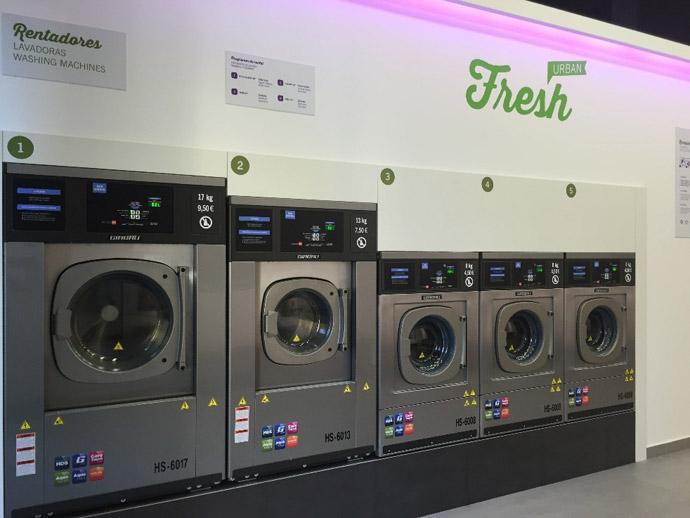 Las lavanderías en autoservicio disparan su negocio. Un 65 % más en los tres últimos años