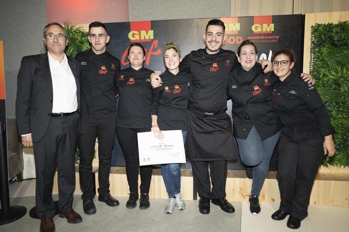 GM Food apuesta por el talento y la creatividad gastronómica
