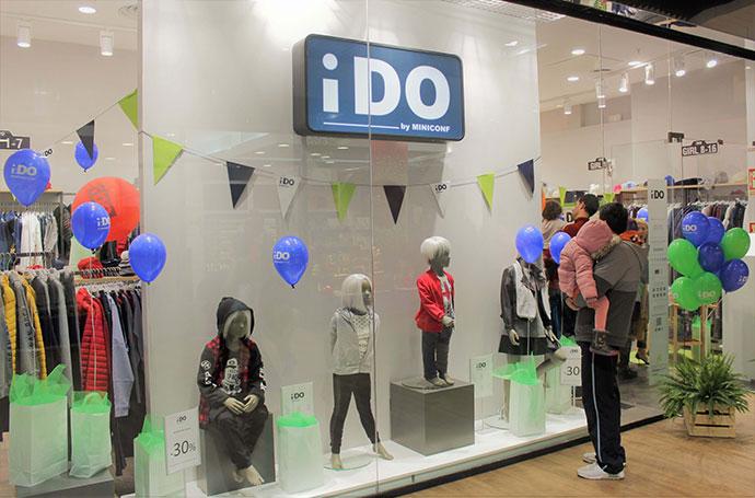 Miniconf apuesta por el mercado español. Abre dos tiendas iDO,  en Madrid y Barcelona