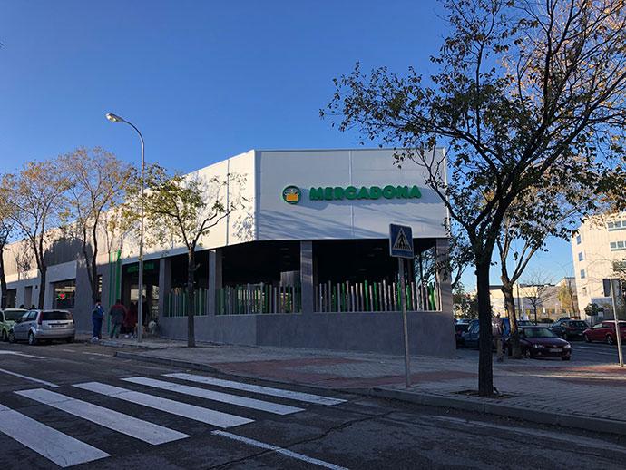 Barajas, se suma al modelo de tienda eficiente de Mercadona