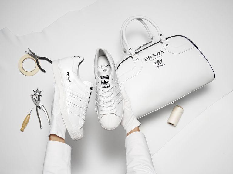 """""""Prada for Adidas """". Guiño de lujo, en el 50 aniversario de Adidas Originals"""