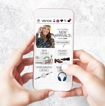 Venca lanza su marketplace con más de 300 marcas