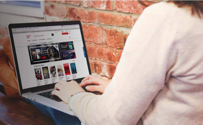 Rakuten Kobo lanza una plataforma de autopublicación de audiolibros