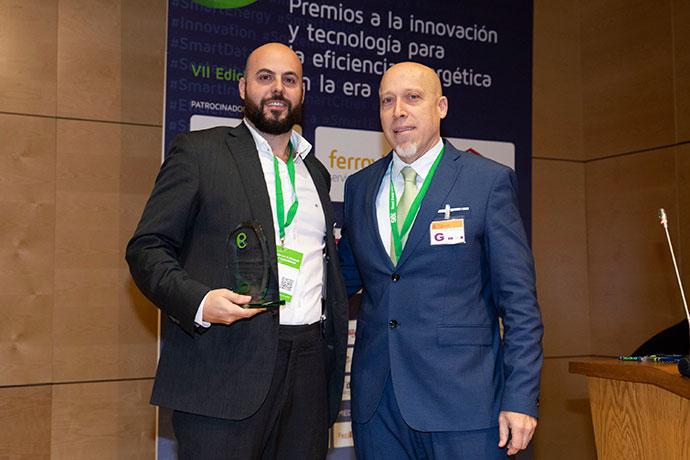 Premio Smart Supply Chain Management por su tecnología de Webfleet Solutions