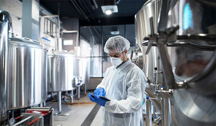 El empleo en la Industria de Alimentación y Bebidas. Crecimiento ralentizado