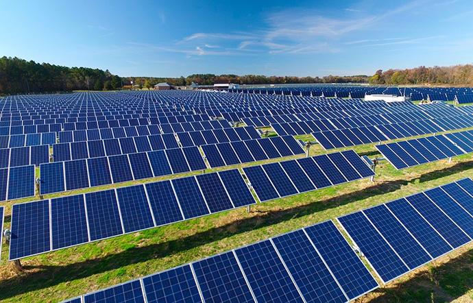 Amazon, verde.  Construirá una granja solar al sur de Sevilla