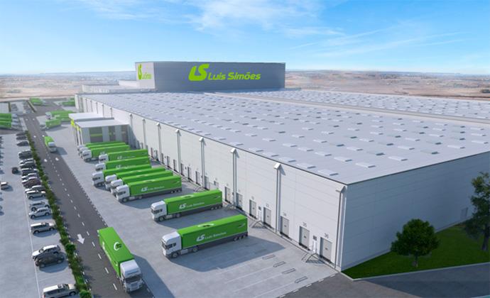 La empresa de logística Luís Simões traslada su sede a Guadalajara