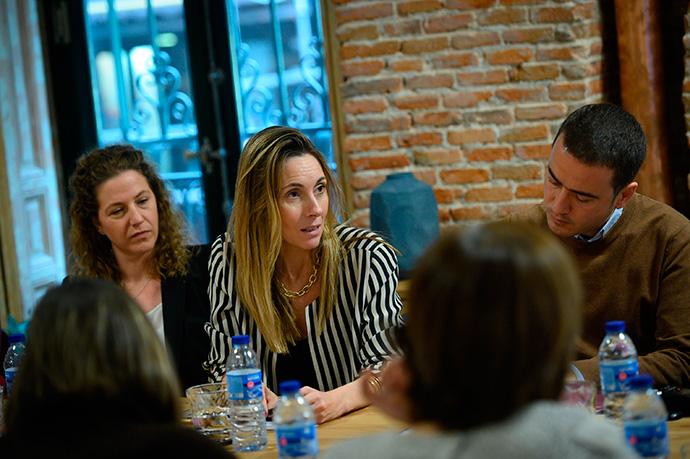 Lola Bañón, directora general de Carrefour Property, presenta la nueva estrategia de la compañía