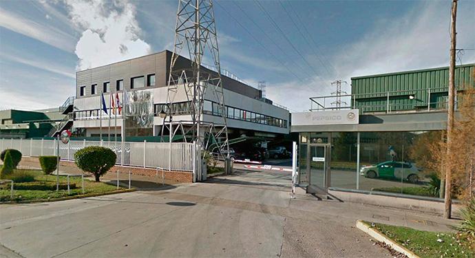 La planta de producción de Pepsico en Burgos se verá reforzada con un centro logístico (Foto: Google Earth)