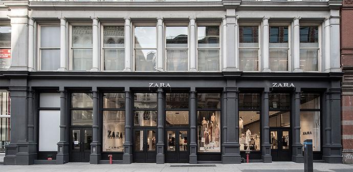 Zara, la marca española que más rápido crece