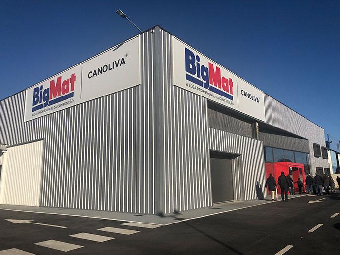 BigMat comienza 2020 con dos nuevos proyectos. Uno en Portugal y otro en Tarragona