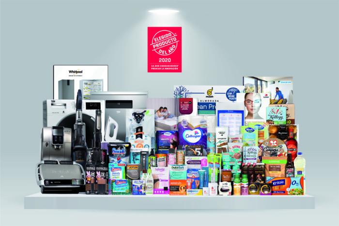 """Conoce las 54 innovaciones de Gran Consumo, elegidas """"Producto del Año 2020"""""""
