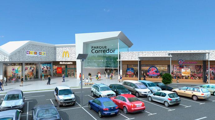 Inditex estará en Parque Corredor, el futuro centro experiencial en Torrejón de Ardoz