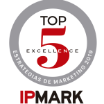 Premios TOP 5 Excellence-Estrategias de Marketing. Los ganadores