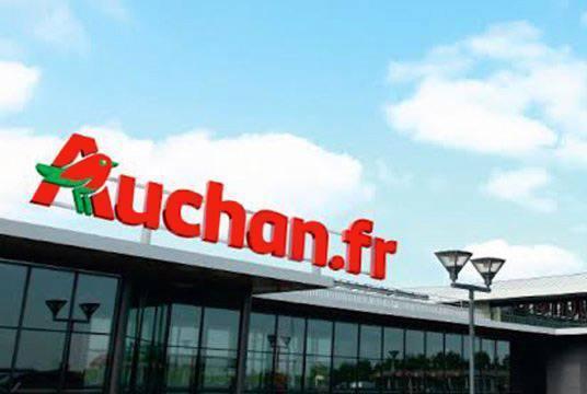 Auchan Retail anuncia la supresión de más de medio millar de empleos en Francia