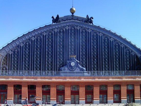 La estación de Atocha-Madrid,  tendrá un hub logístico para pedidos online