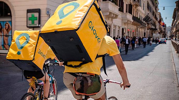 Glovo finalizó 2019 con una valoración superior a los 1.000 millones de dólares, lo que la convierte en la segunda startup unicornio en España