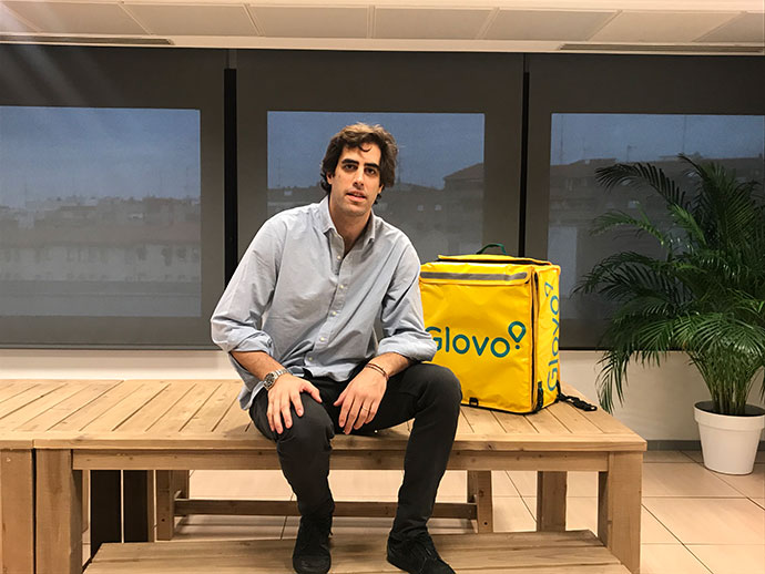 Joaquín Vazquez, nuevo head of partners operations de Glovo en España y Portugal