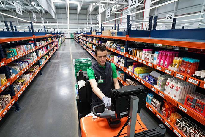 La colmena de Getafe de Mercadona comenzará a operar antes de verano