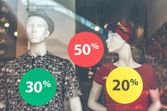 La mitad de los consumidores, esperan a Rebajas para comprar ropa