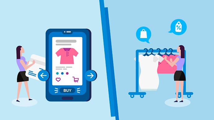 El hecho de que un 75% de internautas practiquen el showrooming evidencia que el punto de venta físico también es necesario