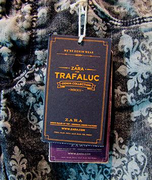 Zara suprime Trafaluc de la web e incorpora los artículos en la sección de Mujer