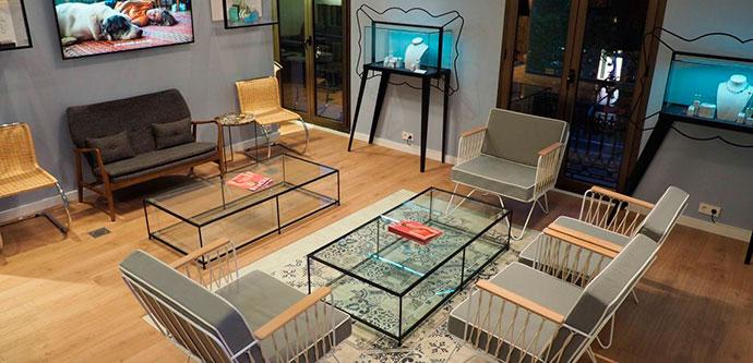 El primer VIP lounge de Paseo de Gracia con devolución anticipada de IVA prevé facturar 8 millones