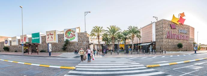 Parque Almenara creció en ventas un 6,5%