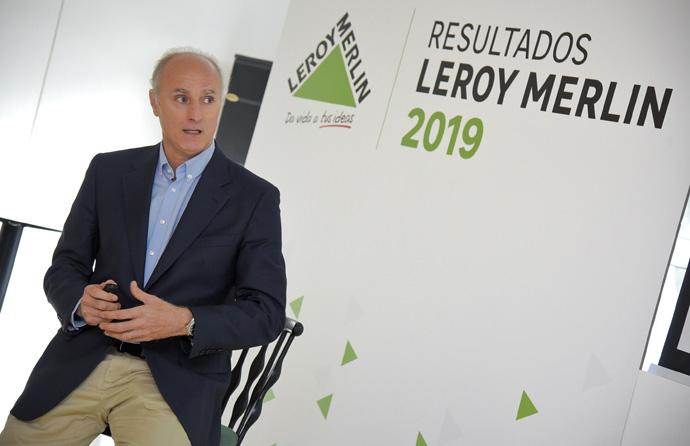 Ignacio Sánchez, nombrado nuevo director general de Leroy Merlin Brasil