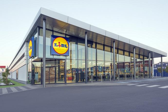 Lidl alcanza las 600 tiendas en España