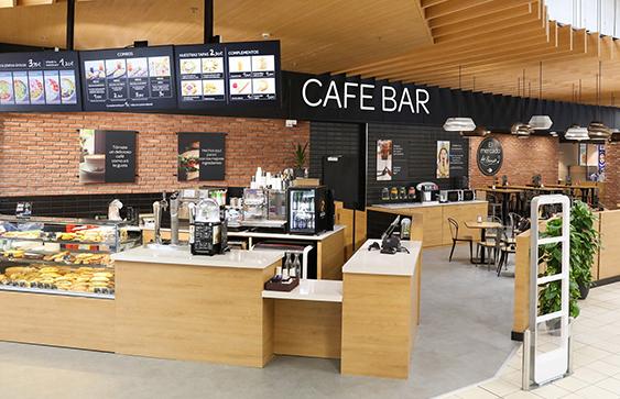"""El """"Mercado de Sanse"""", nuevo concepto de restauración de Carrefour"""
