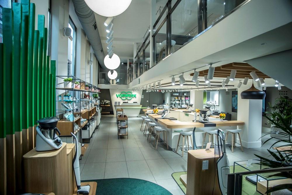 Vorwerk abre en Sevilla su segunda tienda en España