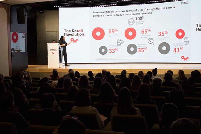 Según datos del informe 'The Retail Revolution' de OMD, un 33% de usuarios ya compra a través de su asistente de voz