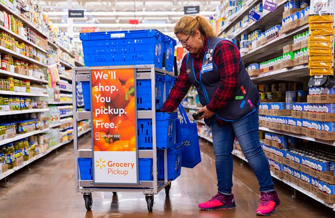 El beneficio de Walmart se dispara. Crece más del 123%