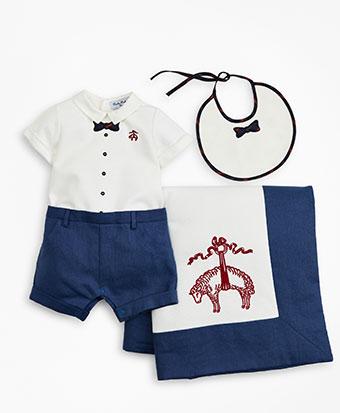 Brooks Brothers presenta su colección para bebés