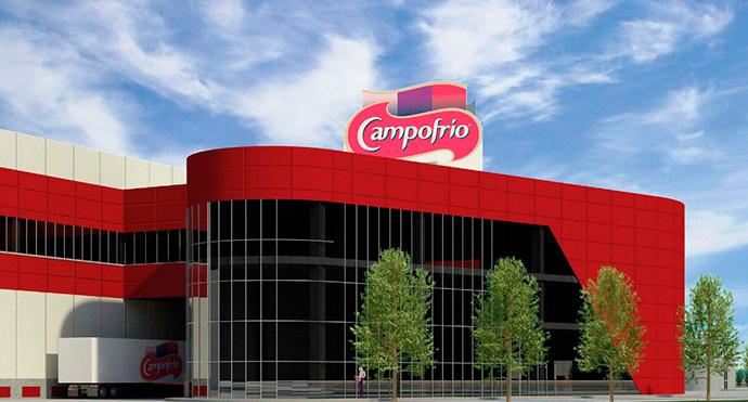 Campofrío incorpora una app de gestión de punto de venta para su red comercial en grandes superficies